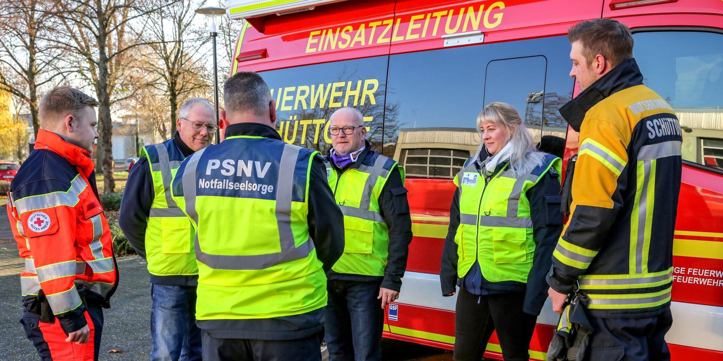 Psychosoziale Notfallversorgung Grafschaft Bentheim